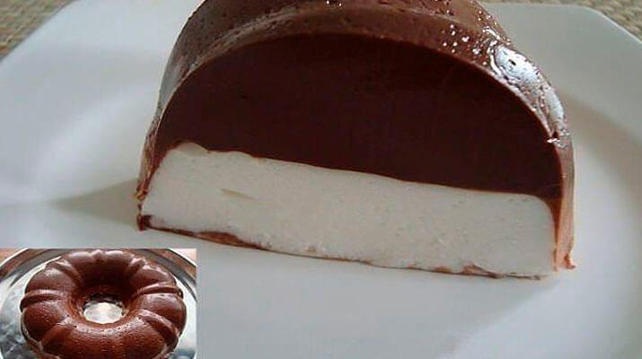 Классический десерт «Птичье молоко»
