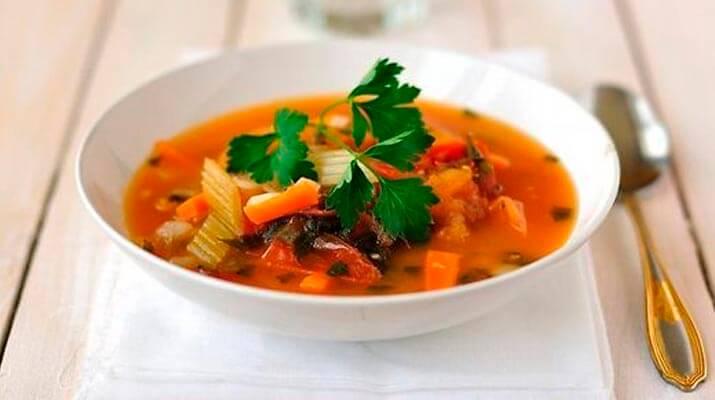 Минесота — суп для худеющих и экономных)))