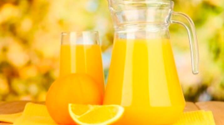 9 литров сока из 4-х апельсинов +пошаговый видео рецепт