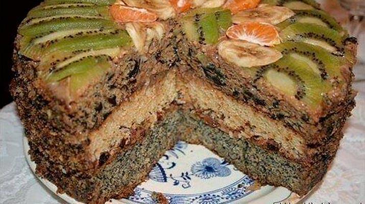 Королевский торт — вкусно, красиво и не так уж и сложно!