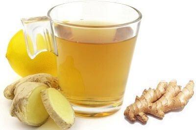 Витаминный напиток — имбирный лимонад!