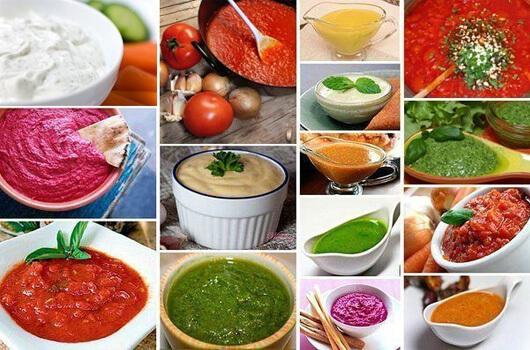 22 вида соусов на все случаи жизни