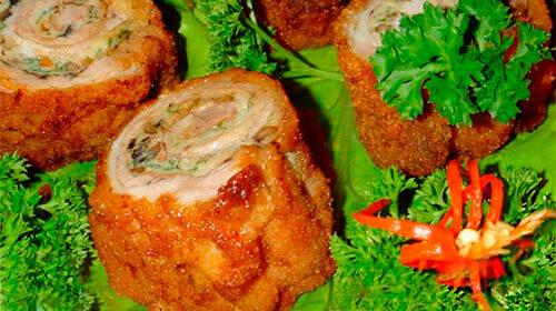 ВЭРЭЭРЕ — пирог с квашеной или свежей капустой