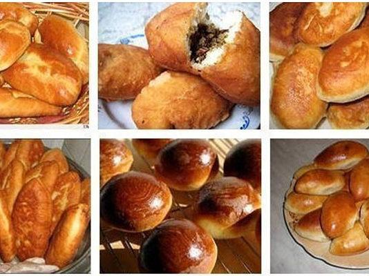 Ленивые пирожки «Объедение»