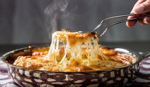 Картофель эскалоп