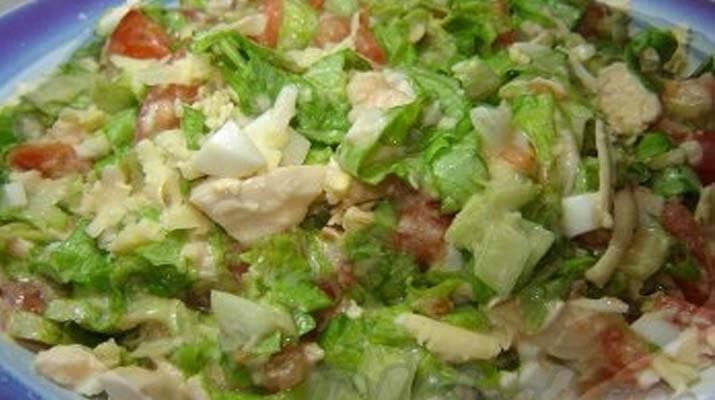 Салат «Море витаминов»