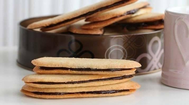 Миланское печенье