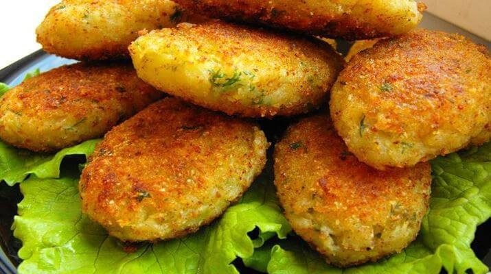 Сочные котлеты без мяса — невероятно вкусные капустные котлетки