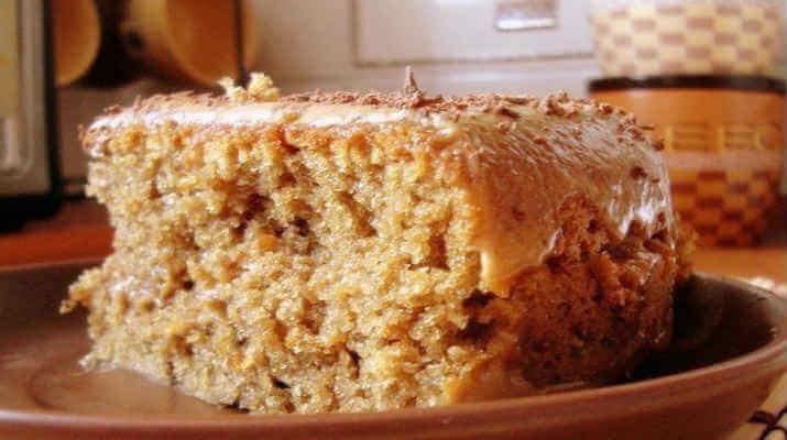 Пирог «кофейная сказка»