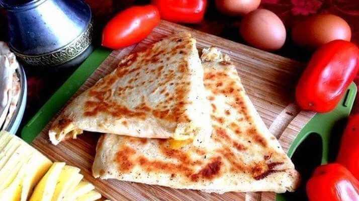 Армянская закуска – ёка