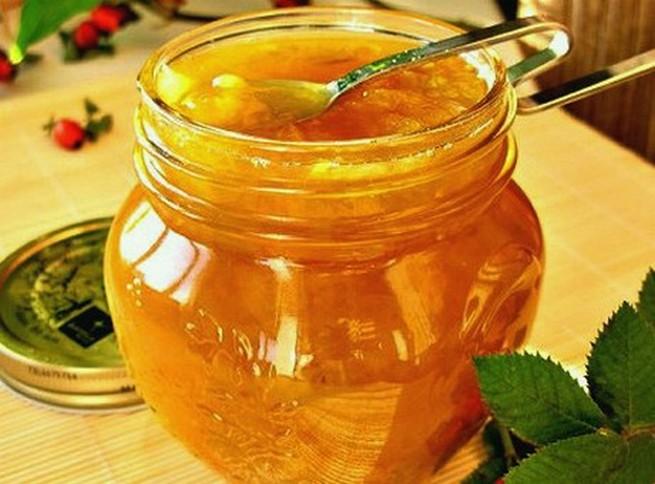 Варенье из тыквы с лимоном