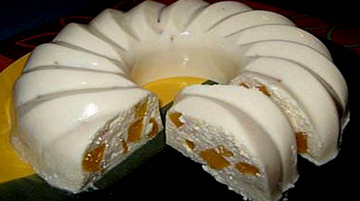 Сырная запеканка