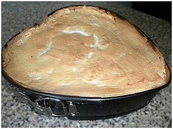 Творожно-белковый торт