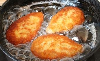 Бесподобный шницель с соусом из хрена — удивительно просто и вкусно