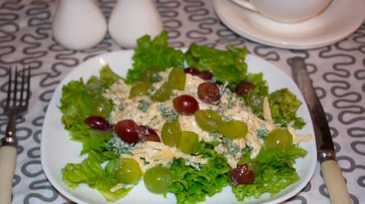 Крем-суп из тыквы и груши