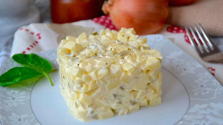 Луковый салат «ПО — ПОЛЬСКИ»