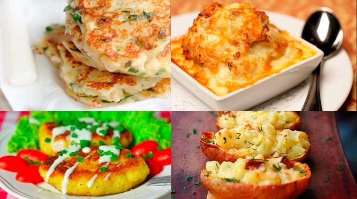 Биточки из куриного мяса с сыром