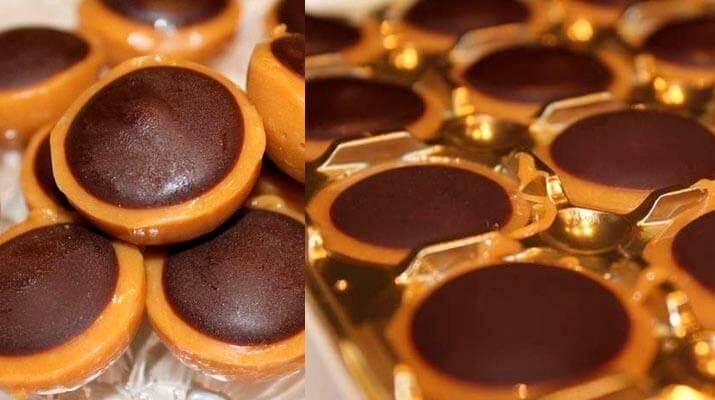 Конфеты Ferrero Rocher домашние