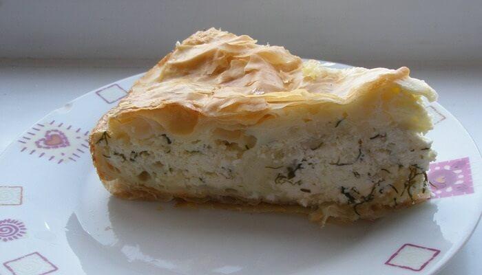 Пирог «Булгэреск»