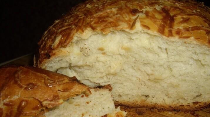 Проблемы с кишечником? Ешьте луковый хлеб!