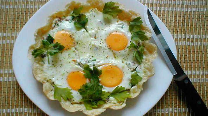 Пай «Утренний» — мировой завтрак!