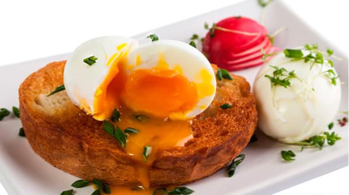 Правильный рецепт яиц пашот!