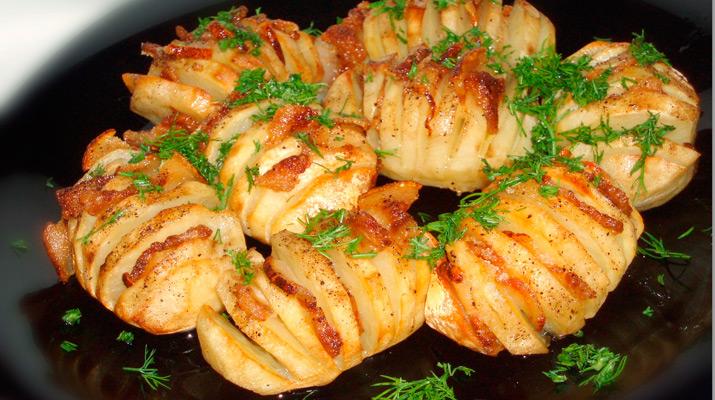Супер картошка — все гениальное просто!