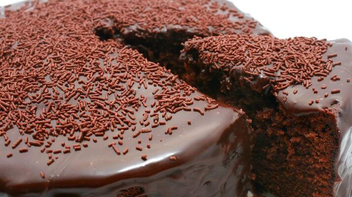 Тот самый шоколадный кекс от Найджелы Лоусон