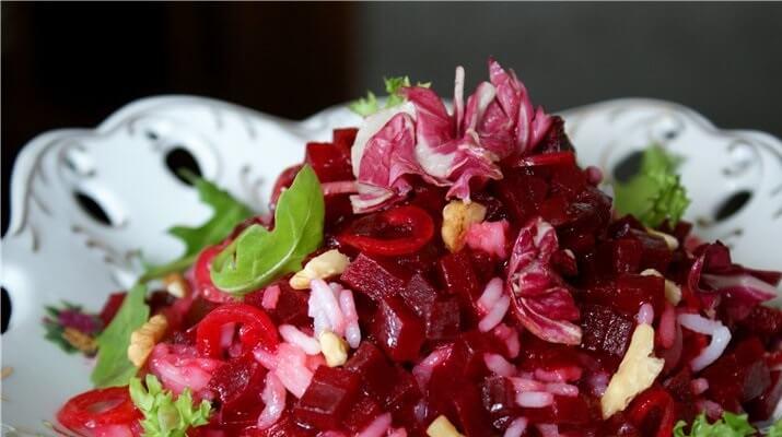 Изумительный салат из свеклы