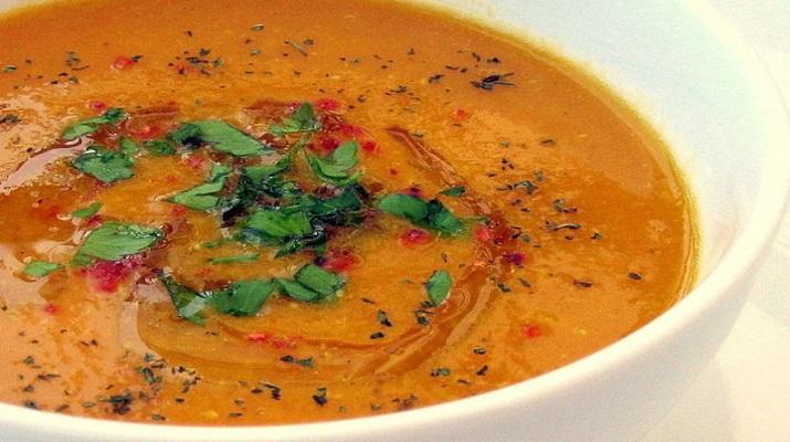 Чечевичный суп с беконом от Марты Стюарт