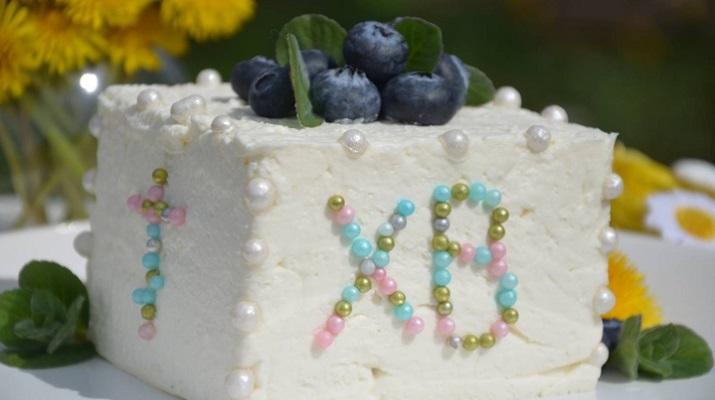 Рецепты творожных пасок с айвой, голубикой, финиками