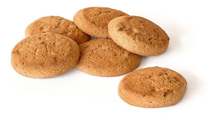 Домашнее печенье «Грибы»