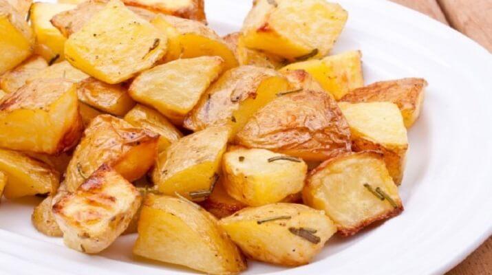 Идеальный запеченный картофель от Дж. Оливера