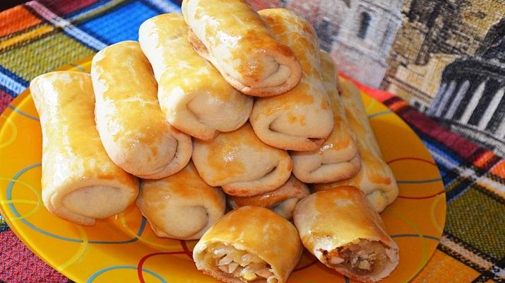 Быстрый хачапури к завтраку