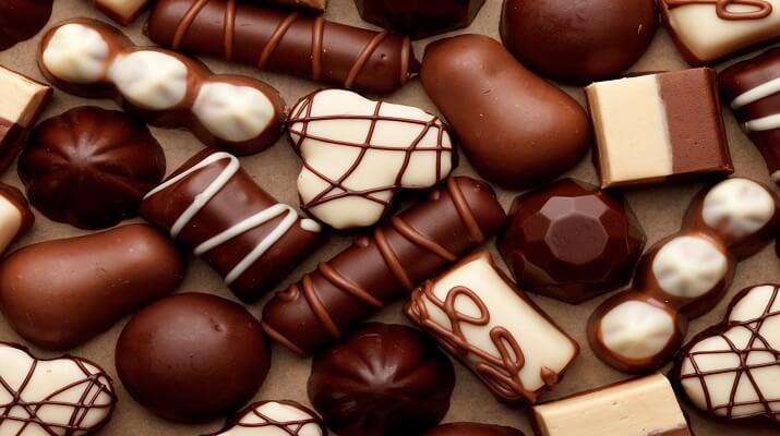 Спасти вашу кожу может… шоколад