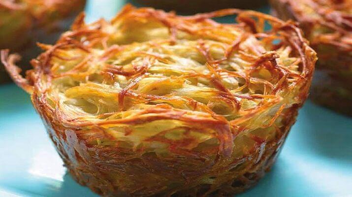 Овощной кугель — безумно вкусно, быстро и легко!