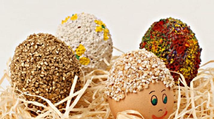 15 лучших способов украсить пасхальные яйца