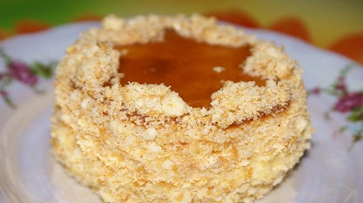 Легкие и вкусные кремовые пирожные