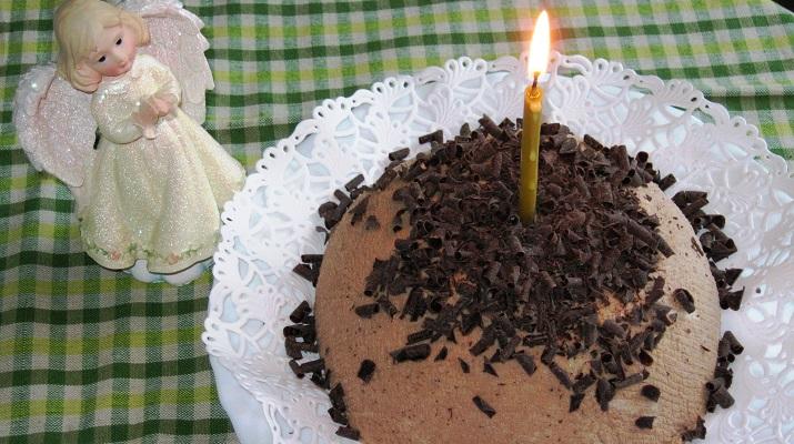 Шоколадная пасха для удачного праздника!
