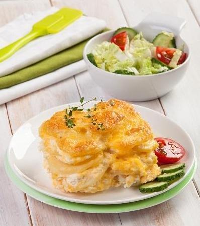 Картофель по болгарски