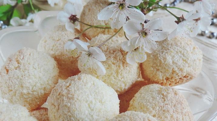 Печенье Кокосовое облачко