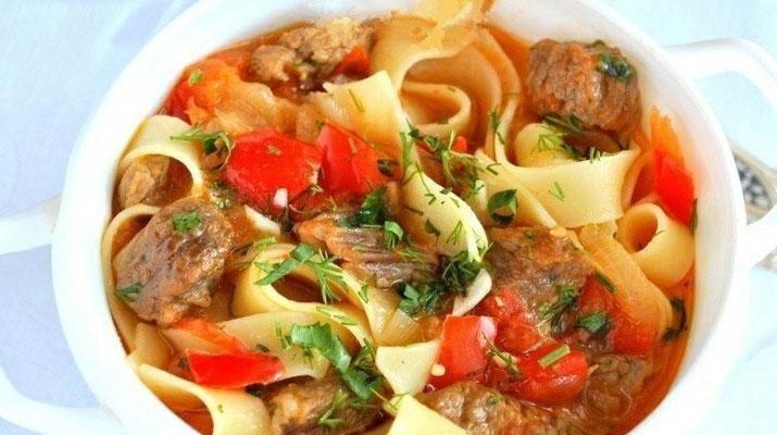 ТОП-5 самых вкусных супов