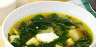 Рыбный суп на молоке