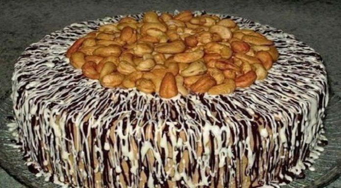 Торт «Прекрасная маркиза»