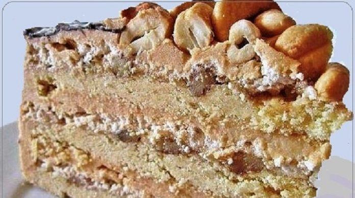 Торт Страсть маркизы