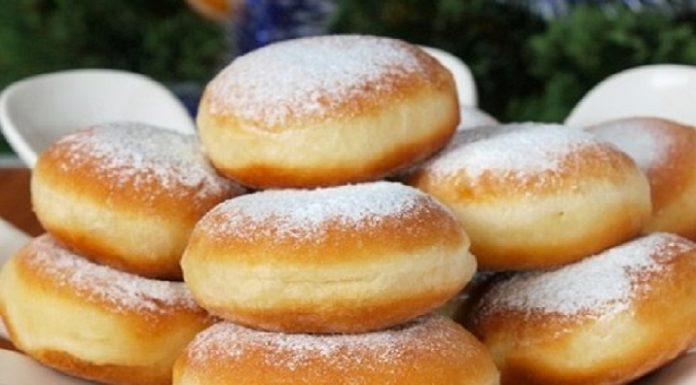 Пончики «Нежнейшие»