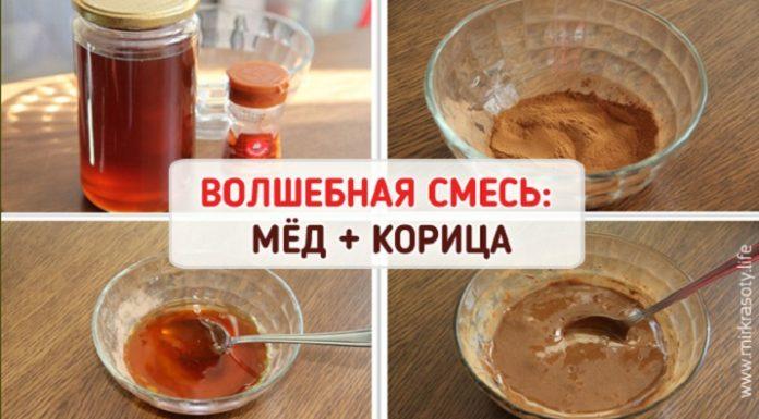 Мёд + Корица: целебная смесь от десятков болезней