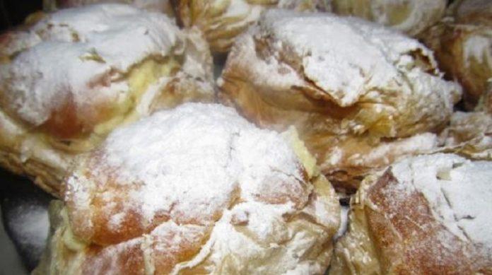«Ленинградское» пирожное