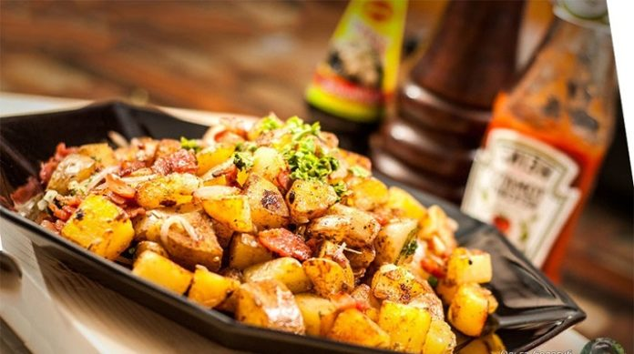 Жареная картошечка «Секретная»
