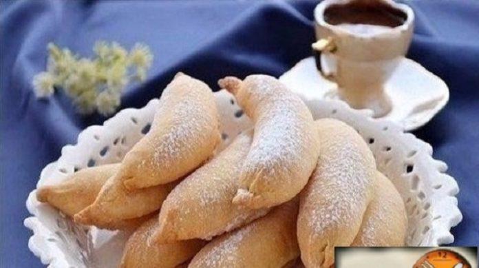 Печенье «Бананы» с творогом